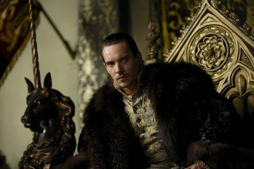 Die Tudors - Ist enttäuscht, als er Anna von Klewe zum erstenmal zu Gesicht b...