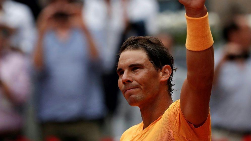Rafael Nadal bricht den Rekord von John McEnroe - Bildquelle: AFPSIDBURAK AKBULUT