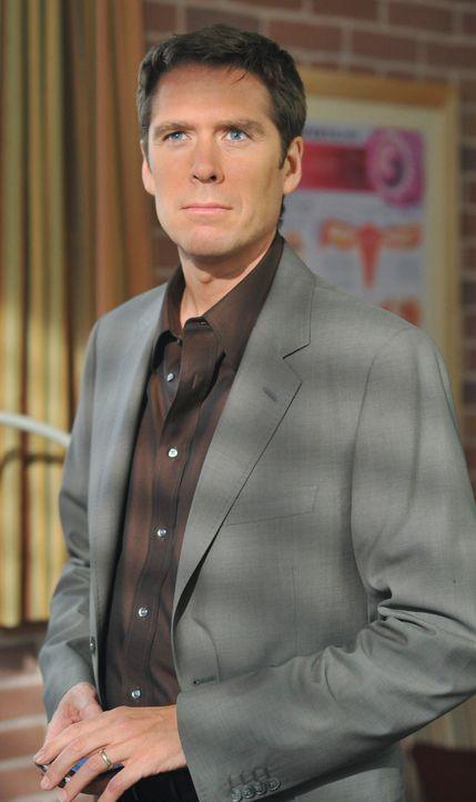 Beruflich wird Addison zu einer schwierigen Auseinandersetzung mit dem Thema Liebe gezwungen, als ein Bigamist (Alexis Denisof) nacheinander mit sei... - Bildquelle: ABC Studios