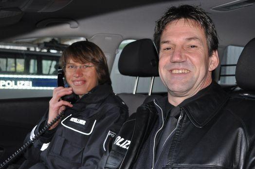 Mein Revier - Ordnungshüter räumen auf - Polizeihauptkommissar Uwe Bahlmann u...
