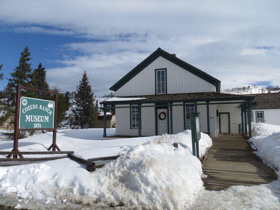 Das Cozens Ranch Museum beherbergt eine wundervolle Sammlung von Artefakten aus vergangenen Zeiten ... - Bildquelle: 2014, The Travel Channel, L.L.C. All Rights Reserved.
