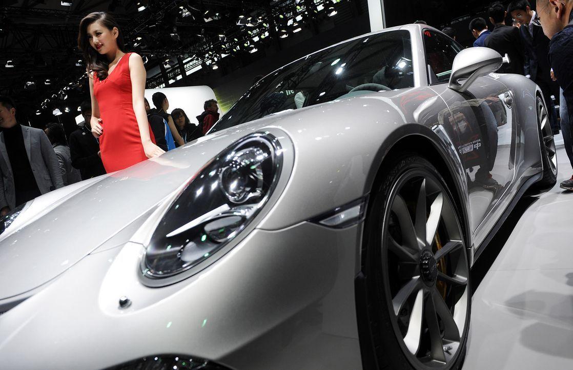 automesse-china-Porsche-911-130420-AFP - Bildquelle: AFP