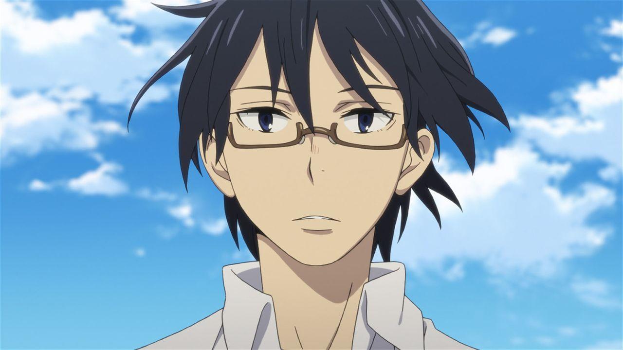 Der 29-jährige Satoru Fujinuma hat eine spezielle Gabe: Er kann in die Vergangenheit reisen und schlimme Unglücke von Menschen, die ihm nahestehen,... - Bildquelle: 2016 Kei Sanbe/KADOKAWA/Bokumachi Animation Committee