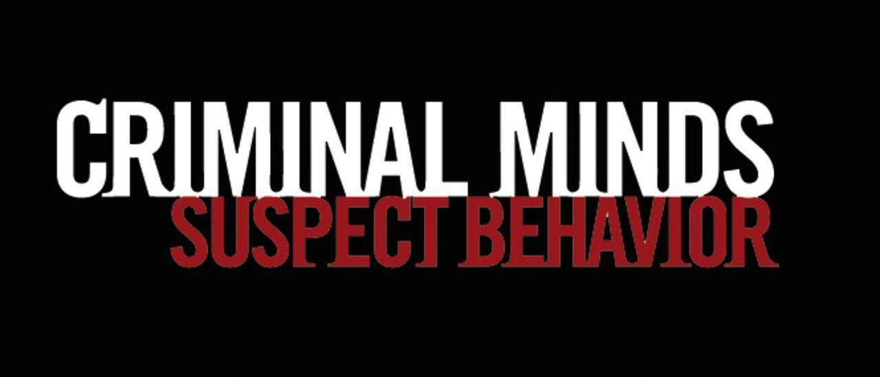 Criminal Minds: Suspect Behavior - Logo - Bildquelle: ABC Studios