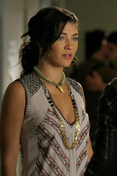 Als Vanessa (Jessica Szohr) erfährt, dass Scott sie angelogen hat, bricht für sie eine Welt zusammen ... - Bildquelle: Warner Brothers