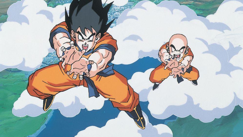 Dragonball Z: Super Saiyajin Son-Goku - Bildquelle: 1991 TOEI ANIMATION CO., LTD.