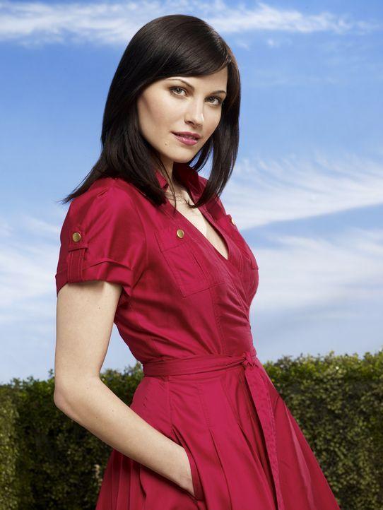(1. Staffel) - Jill Casey (Jill Flint) führt eine etwas komplizierte Beziehung mit Dr. Hank Lawson ... - Bildquelle: Universal Studios