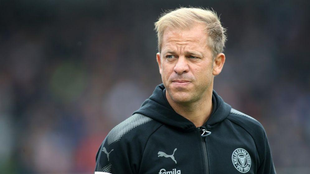 Markus Anfang möchte Saison mit Kiel würdevoll beenden - Bildquelle: FIROFIROSID