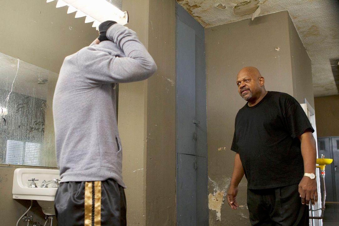 Mehrere Männer werden in Philadelphia brutal ermordet aufgefunden. Das BAU-Team beginnt mit den Ermittlungen und stößt dabei auf Jimmy Hall (Shawn H... - Bildquelle: ABC Studios
