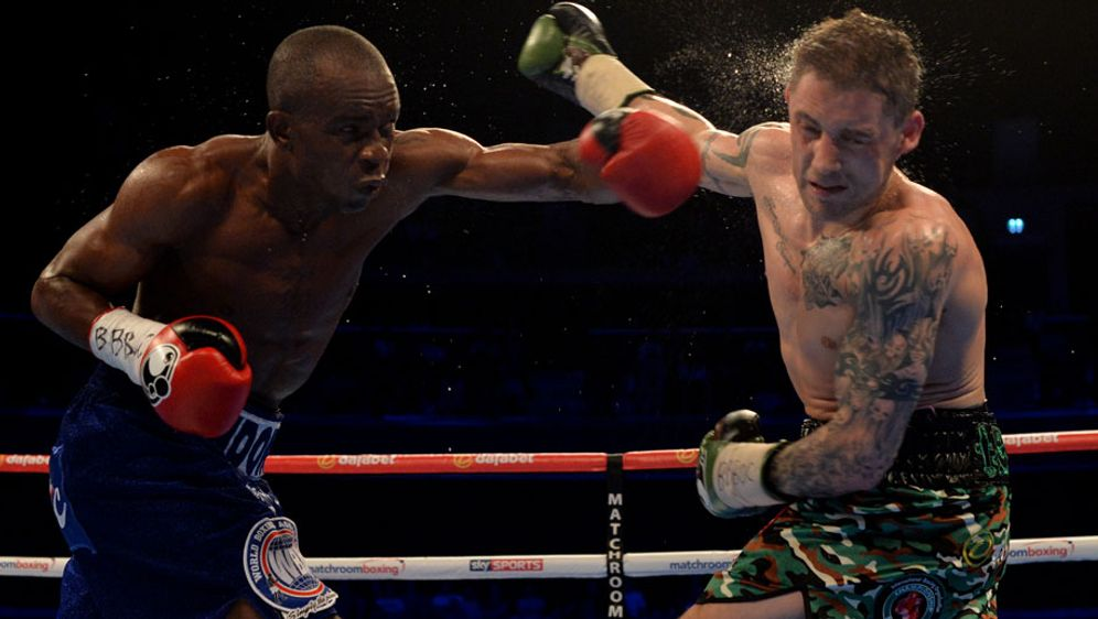 Julius Indongo (li.) war schon einmal IBF- und WBA-Weltmeister - Bildquelle: GettyImages