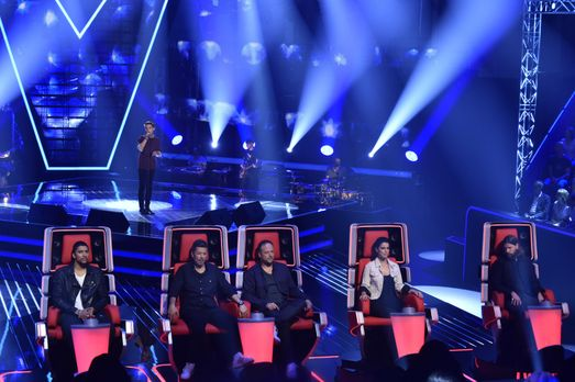 """The Voice of Germany - Suchen """"The Voice of Germany"""": Rea Garvey (r..."""