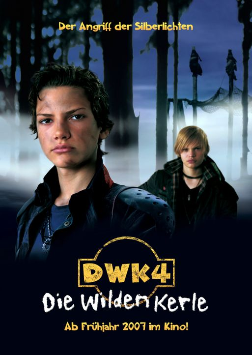 Die wilden Kerle 4 - Plakatmotiv - Bildquelle: Buena Vista International. All rights reserved