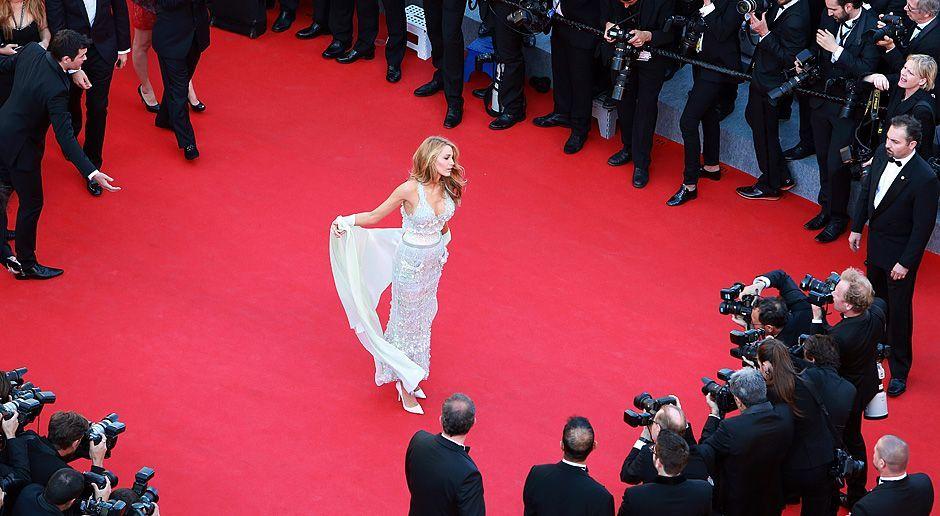 Cannes-Filmfestival-Blake-Lively-14-05-15-2-AFP - Bildquelle: AFP