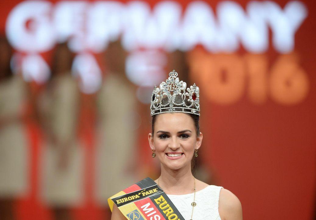 Miss-Germany-Gewinnerin-Lena-Bröder-3-dpa - Bildquelle: dpa