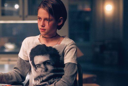 Panic Room - Die junge Teenagerin Sarah (Kristen Stewart) kommt nur schwer mi...
