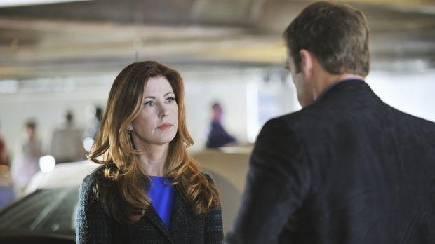Dr. Megan Hunt (Dana Delany, l.) stecktt mit Detective Tommy Sulivan (Mark Va...