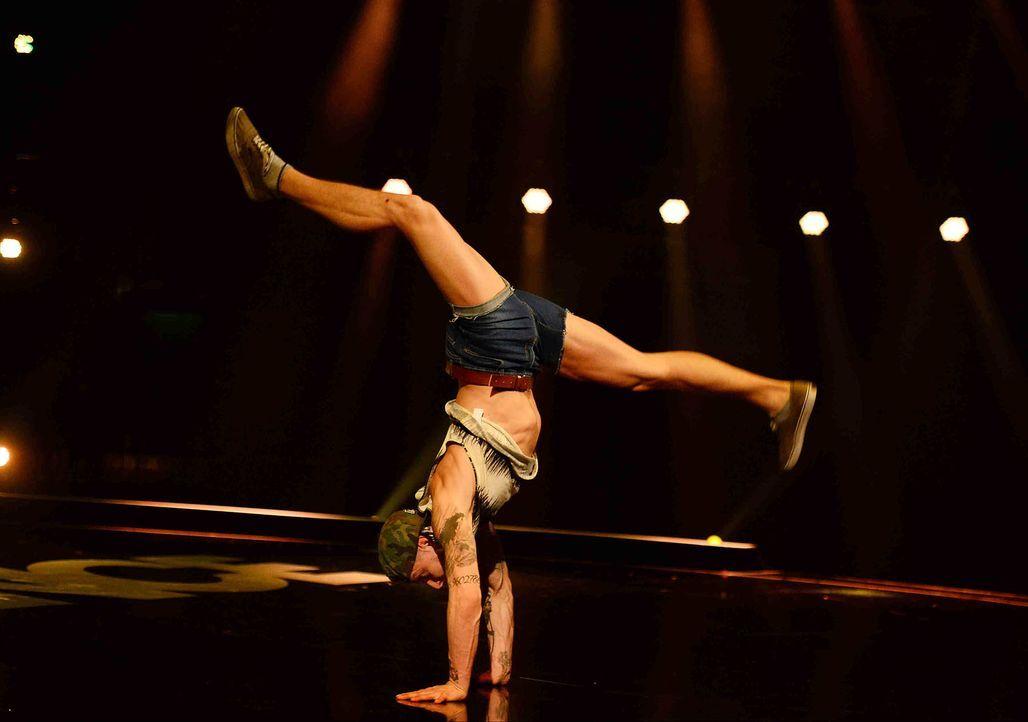 Got-To-Dance-Chris-Albert-07-SAT1-ProSieben-Willi-Weber - Bildquelle: SAT.1/ProSieben/Willi Weber