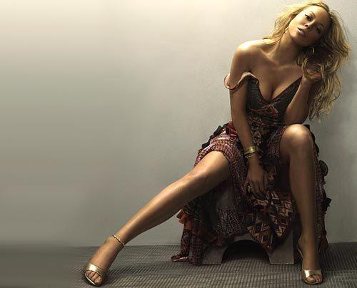 Galerie: Mariah Carey - Bildquelle: David La Chapelle Universal Music