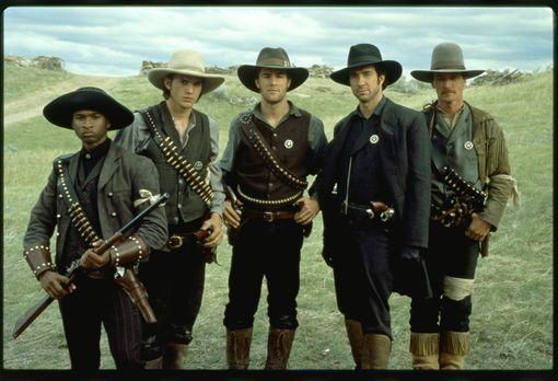 Texas Rangers - In der Nachbürgerkriegszeit schickt die Regierung in Texas ju...