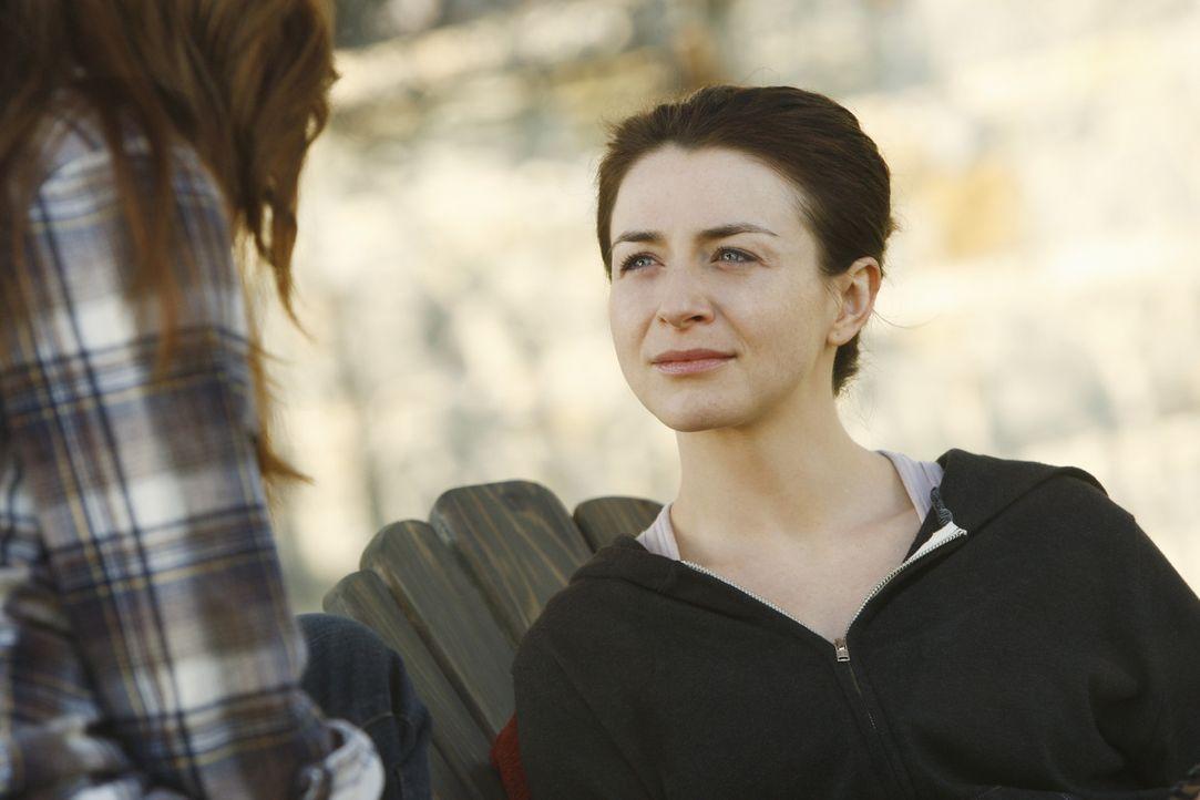 Will ihrer Drogensucht ein Ende bereiten: Amelia (Caterina Scorsone) ... - Bildquelle: ABC Studios
