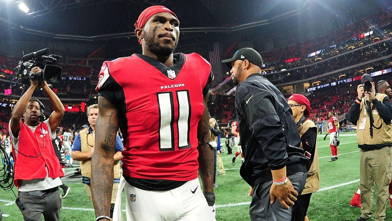 Julio Jones (Atlanta Falcons) - Bildquelle: getty
