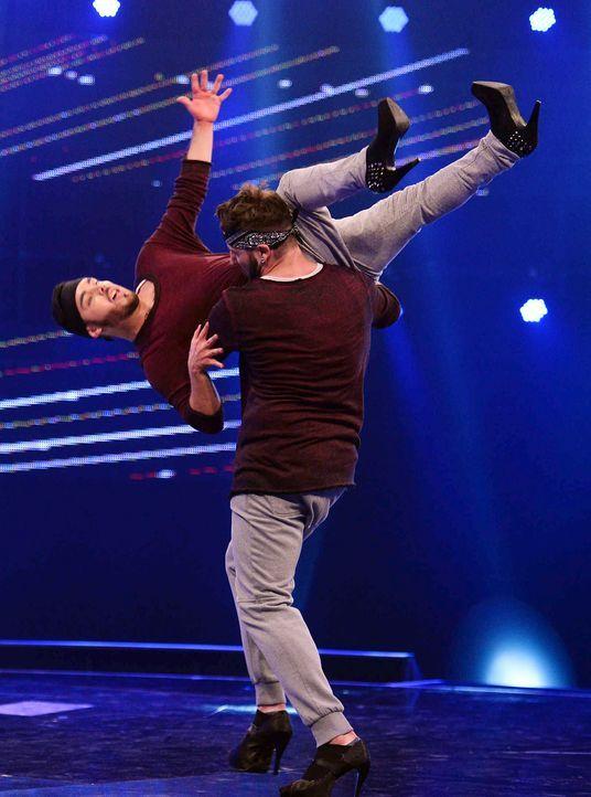 Got-To-Dance-M-C-Heels-04-SAT1-ProSieben-Willi-Weber - Bildquelle: SAT.1/ProSieben/Willi Weber