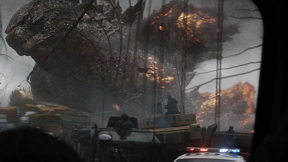 Godzilla - Bildquelle: 2014   Warner Bros.