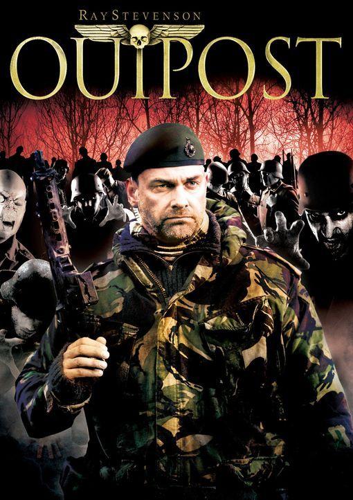 OUTPOST - ZUM KÄMPFEN GEBOREN - Plakatmotiv - Bildquelle: 2007 Cinema One SPV1 Ltd. All Rights Reserved.