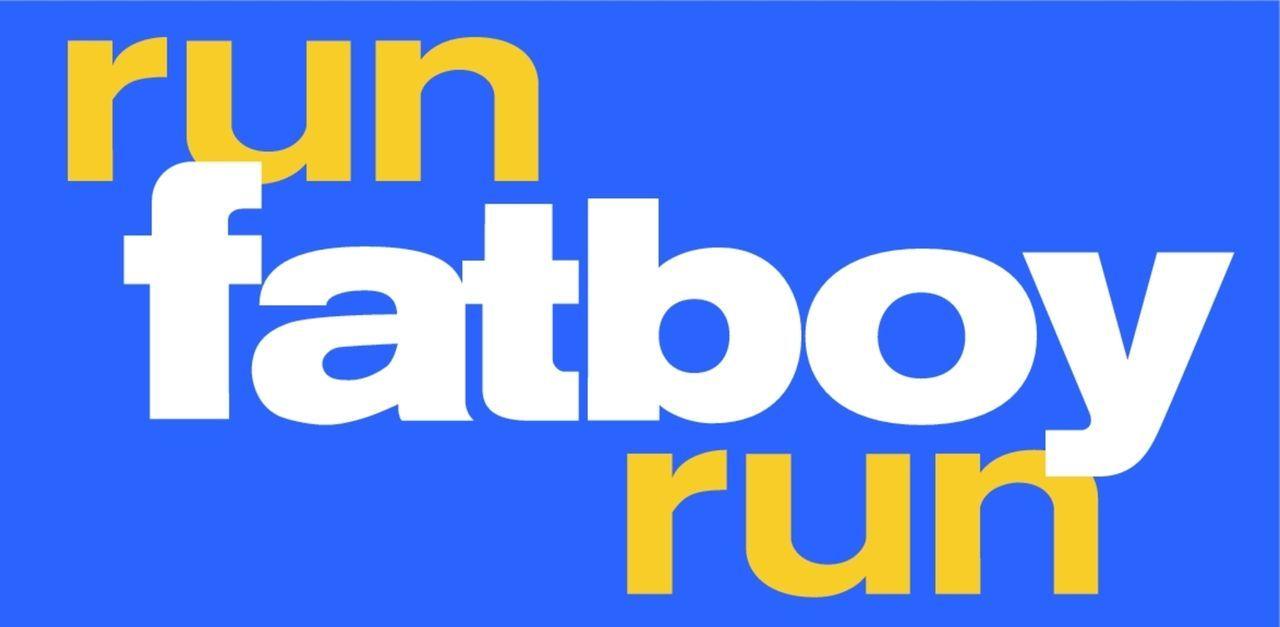 RUN, FATBOY, RUN - Logo - Bildquelle: 2008 Warner Brothers
