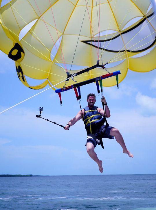 In Florida zeigen Ricky und seine Kumpels, wie sie sich den Wind zunutze machen können ...