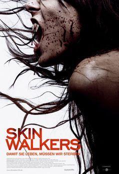 Skinwalkers - Fluch der Wölfe - Skinwalkers - Plakatmotiv - Bildquelle: Const...