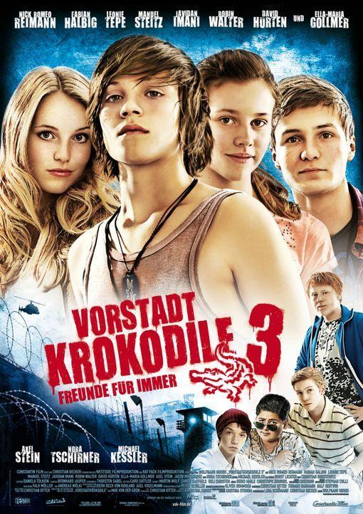 VORSTADTKROKODILE 3 - Plakatmotiv - Bildquelle: Constantin Film Verleih GmbH.