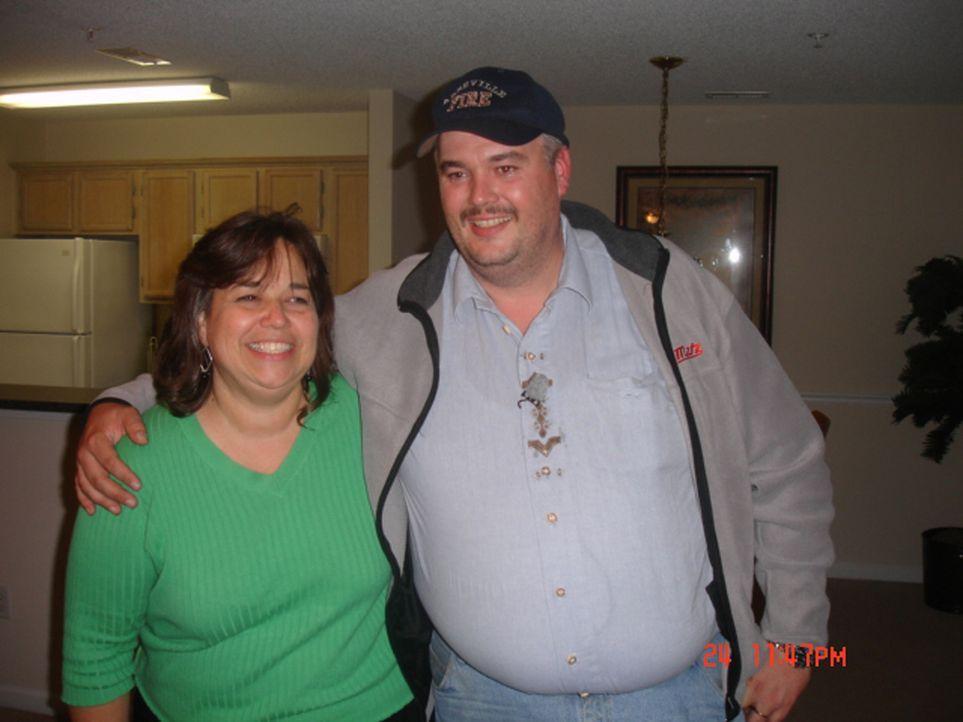 Udo und Monique Regensburger ziehen mit ihrer neunjährigen Tochter Meggan in die USA. Der 36jährige Galvaniseurmeister hat dort eine gut dotierte St... - Bildquelle: kabel eins