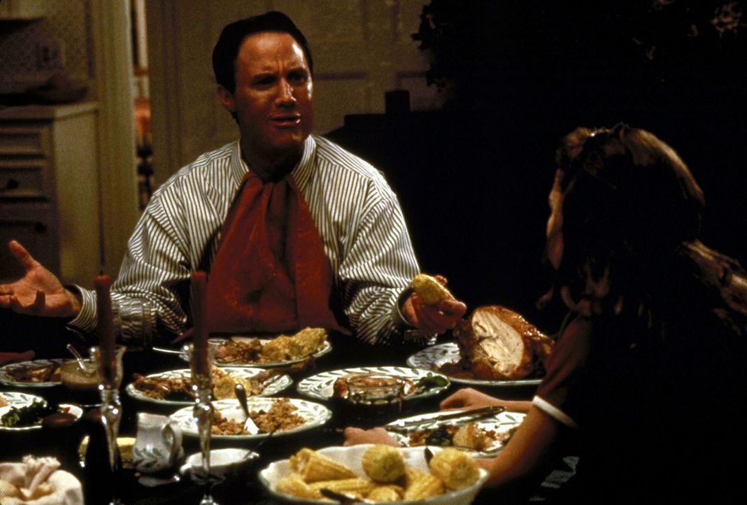 Ob viel, ob wenig - Anwalt Billy Hallek (Robert John Burke) nimmt stetig ab ... - Bildquelle: Paramount Pictures