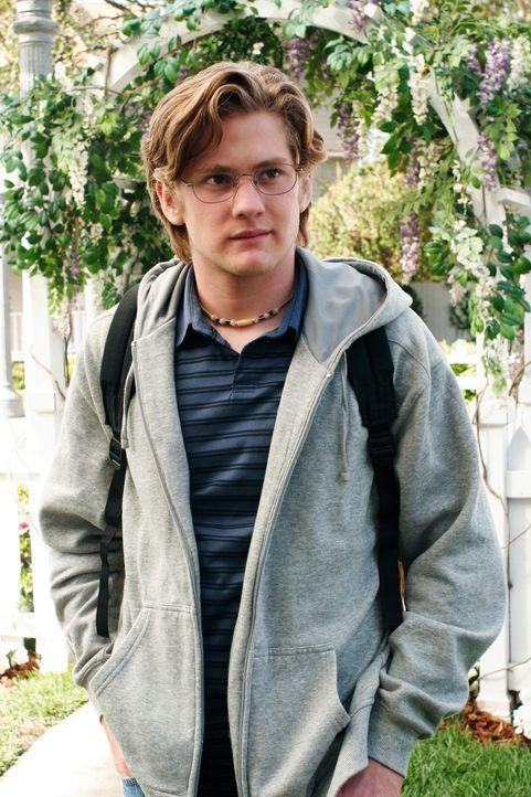 Überraschung: Zach (Cody Kasch) kehrt in die Wisteria Lane zurück ... - Bildquelle: 2005 Touchstone Television  All Rights Reserved