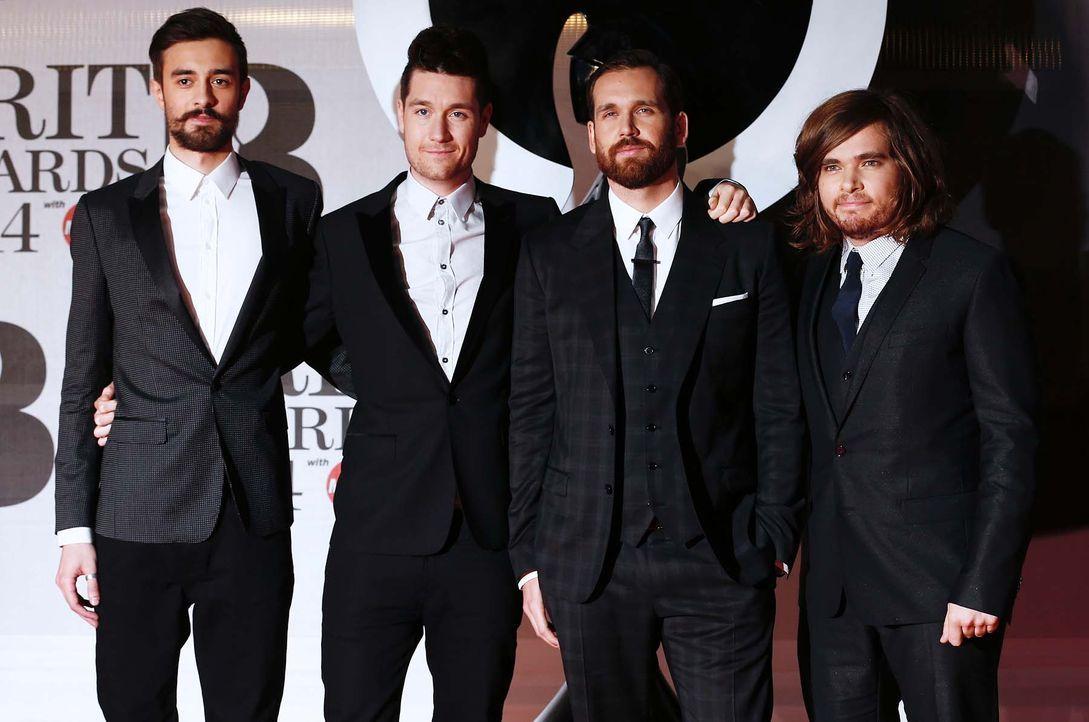 Brit-Awards-Bastille-14-02-19-AFP - Bildquelle: AFP