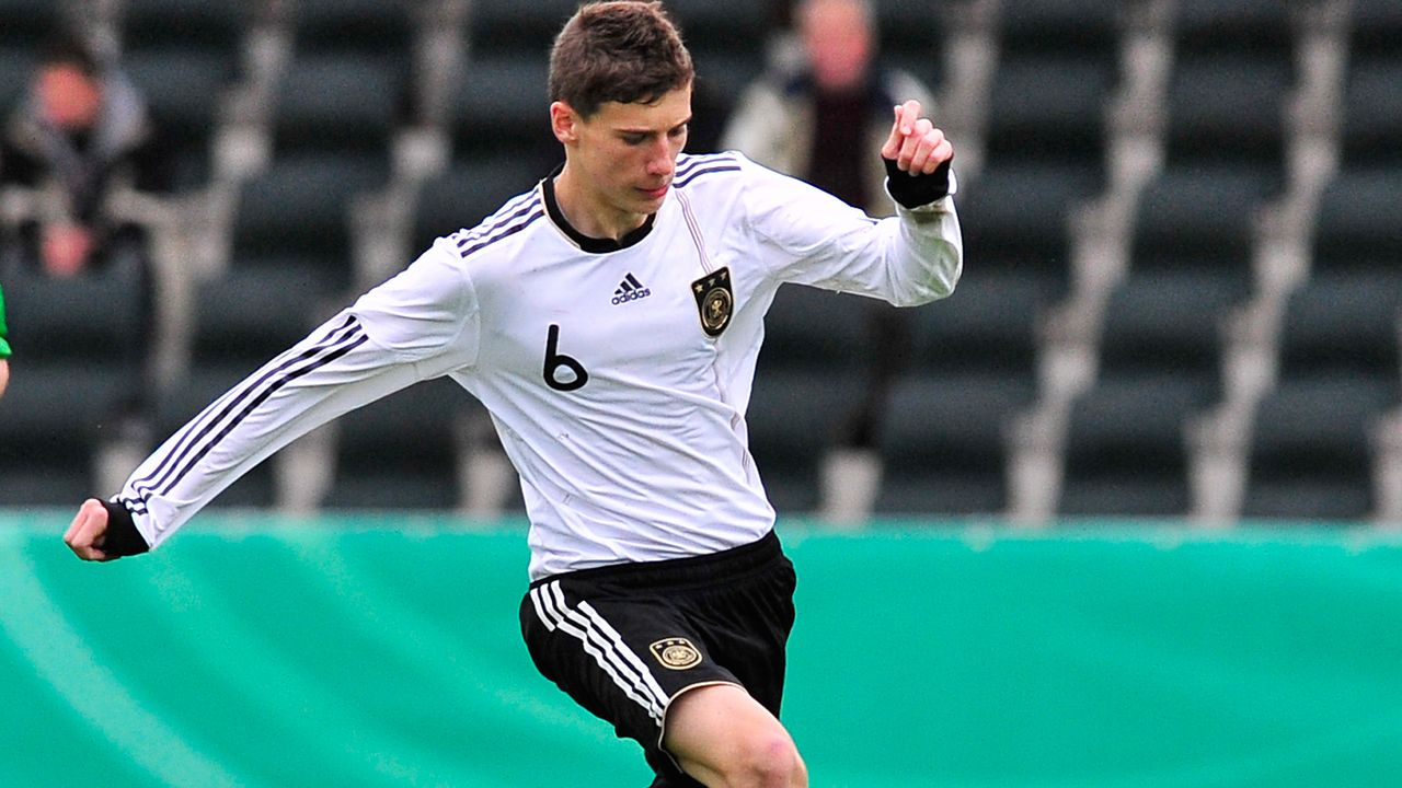 Leon Goretzka - Bildquelle: 2010 Getty Images
