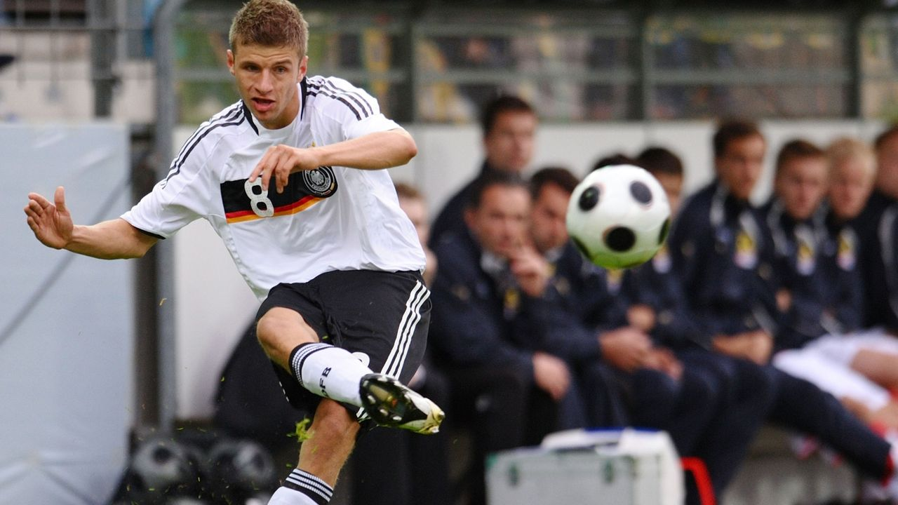 Thomas Müller - Bildquelle: 2008 Getty Images
