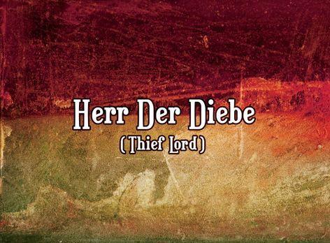 Herr der Diebe - Herr Der Diebe - Logo ... - Bildquelle: Warner Brothers Inte...