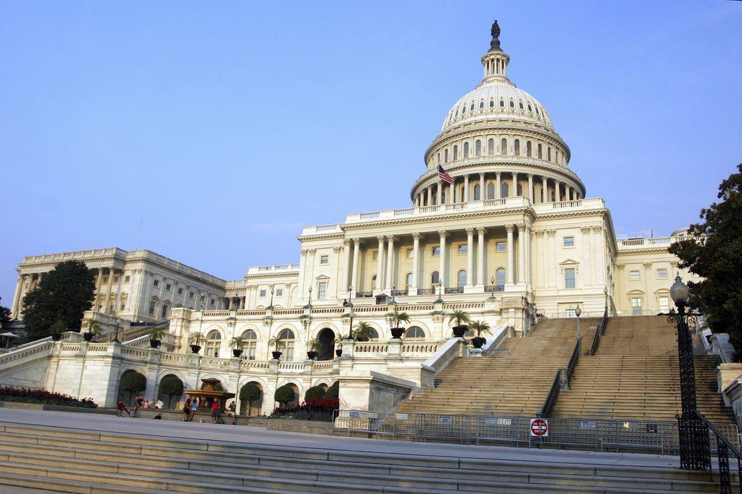 Die Kongressbibliothek in Washington D.C. ist nicht nur ein beeindruckendes Gebäude, man findet dort auch unzählige Bücher sowie die World Digital L... - Bildquelle: Tomasz Szymanski Getty Images/iStockphoto