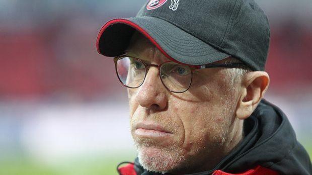 1. FC Köln trennt sich von Trainer Peter Stöger