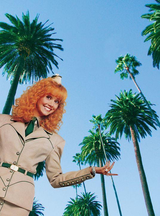 Die überspannte Produzentengattin Phyllis (Shelley Long) übernimmt die Leitung der Pfadfinderinnengruppe ihrer Tochter in Beverly Hills ... - Bildquelle: Columbia Pictures