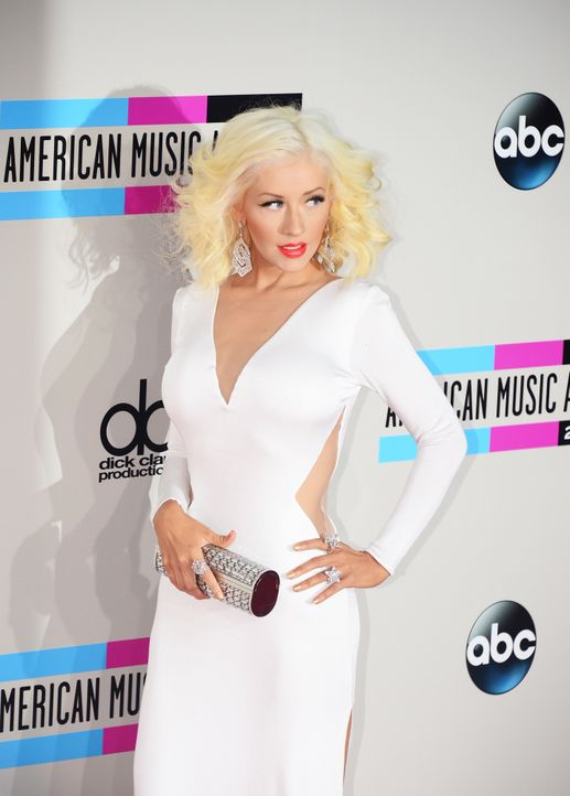 American-Music-Awards-13-11-24-08-AFP - Bildquelle: AFP