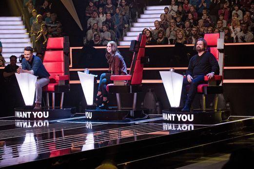 """The Voice Kids - In vier """"Blind Auditions"""" präsentieren sich die ju..."""