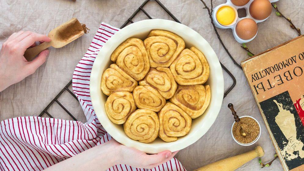 Zimtschnecken 'Cinnabon Style`