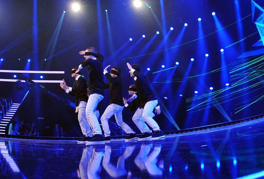 Got-To-Dance-Special-Elements-02-SAT1-ProSieben-Willi-Weber - Bildquelle: SAT.1/ProSieben/Willi Weber
