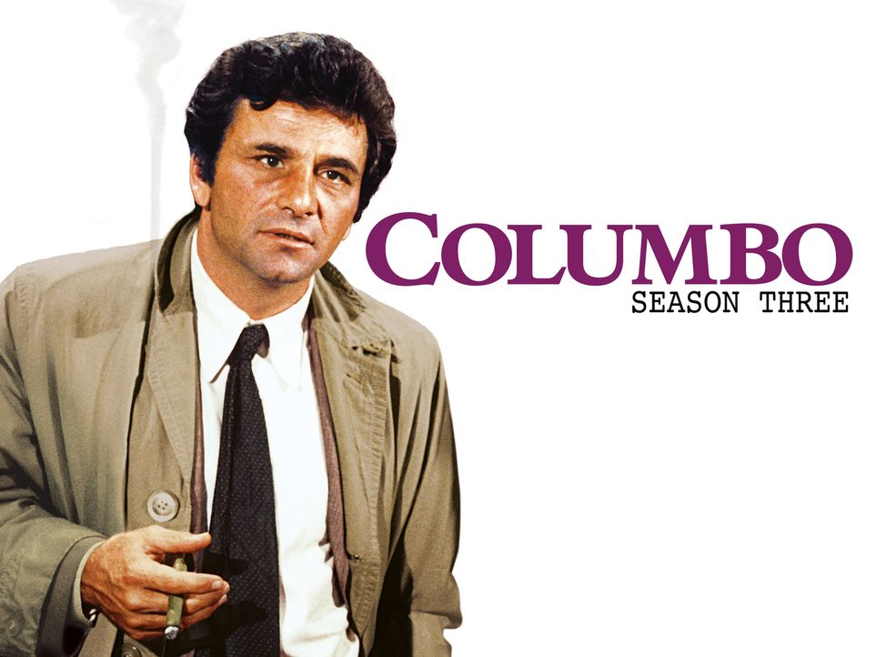 (3. Staffel) - Columbo - Artwork - Bildquelle: 1973 Universal City Studios LLLP. All Rights Reserved.