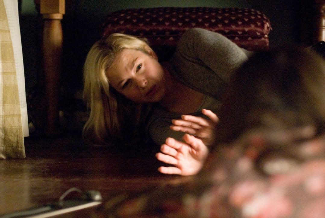 Viel zu spät wird Emily (Renée Zellweger) klar, welche Ausgeburt des Bösen sie in ihr Haus geholt hat ... - Bildquelle: Kimberley French 2010 PARAMOUNT PICTURES.  All Rights Reserved.