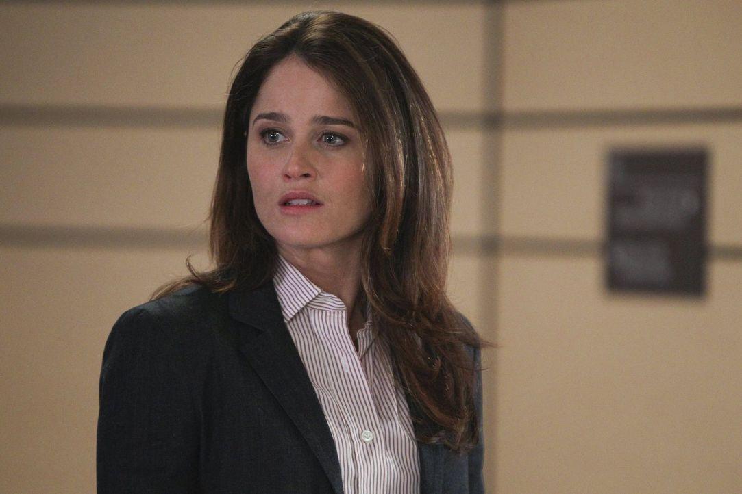 Steht vor einem Wendepunkt in ihrem Leben: Teresa Lisbon (Robin Tunney) ... - Bildquelle: Warner Bros. Television