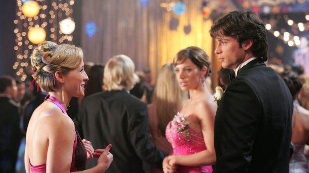 Als sich auf der Smallville High mysteriöse Vorfälle häufen, muss Clark (Tom...